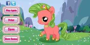 Spiel - Pet Stars: Baby Pony