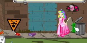 Spiel - Princess Juliet Sewer Escape
