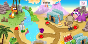 Spiel - Baby Zoo Jurassic