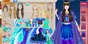 Spiel - Barbie Frozen Wedding