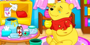 Spiel - Winnie The Pooh Doctor