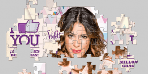 Spiel - Welcome To Puzzle With Violetta