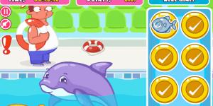 Spiel - Dolphin Slacking