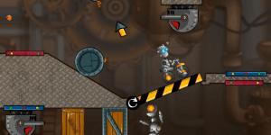 Spiel - Go Robots 2