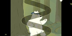 Spiel - We Bare Bears Free Fur All