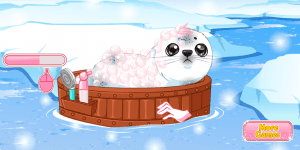 Spiel - Pet Stars: Baby Seal