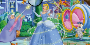 Spiel - Cinderella Hidden Letters