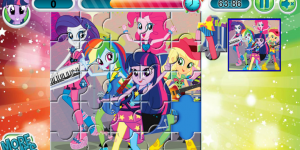 Spiel - My Little Pony Puzzle