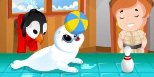 Spiel - Kids Zoo Pole