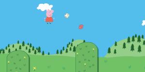 Spiel - Peppa Pig Super Jump