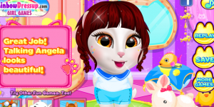 Spiel - Talking Angela At Spa Session