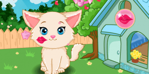 Spiel - Lovely Kitten Caring