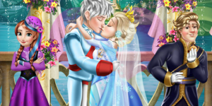 Spiel - Elsa Wedding Kiss