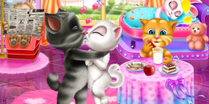 Spiel - Tom Cat Love Kiss