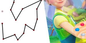 Spiel - Anna Drawing Class