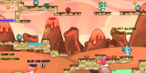 Spiel - Monster Escape