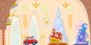 Spiel - Wheely 6 Fairytale