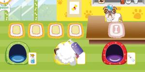 Spiel - Dr. Bulldog's Pets Hospital