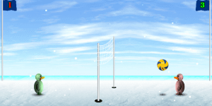 Spiel - Funny Volleyball