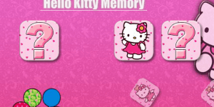 Spiel - Hello Kitty Memory