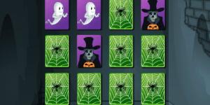 Spiel - Halloween Memory Game