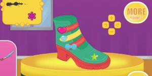 Spiel - Boot Designer