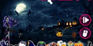 Spiel - Spectra Vondergeist Hidden Halloween