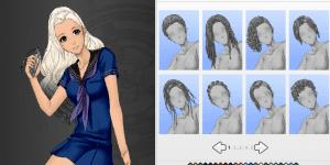 Spiel - Mega Anime Couple Creator