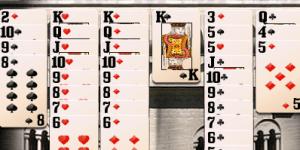 Spiel - Sea Tower Solitaire
