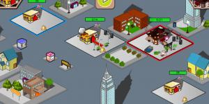 Spiel - Diner City