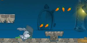 Spiel - Rabbit Planet Escape!