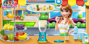 Spiel - Ariel's Juice Box