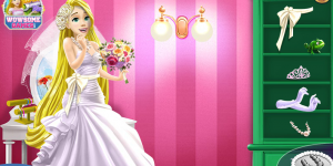 Spiel - Rapunzel's Wedding Party