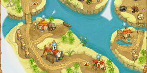 Spiel - Island Tribe 3