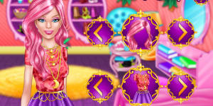 Spiel - Princess Messy Room