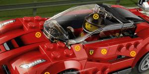 Spiel - Lego Car Hidden Tires
