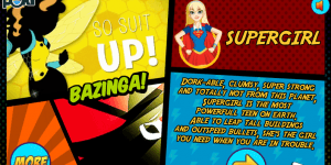 Spiel - Which Dc SuperHero Girl Are You?