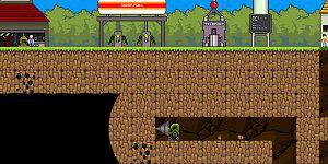 Spiel - Mega Miner