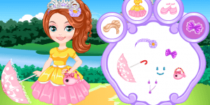 Spiel - Sofia's Sparkly Tiaras