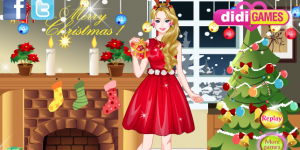 Spiel - Dress Up For Christmas
