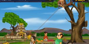 Spiel - Maniac Monkey