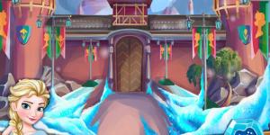 Spiel - Frozen Hidden Adventure