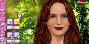 Spiel - Jennifer Lawrence Make-Up