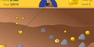 Spiel - Gold Miner