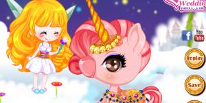 Spiel - Fairy Unicorn Care