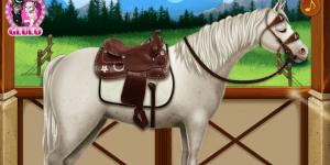 Spiel - Elsa's Horse Caring