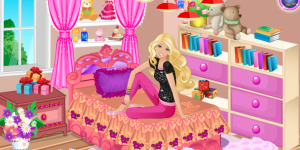 Spiel - Barbie Bedroom Decor