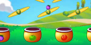 Spiel - Fruit Collector