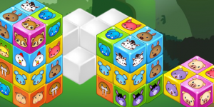 Spiel - Cube Zoobies