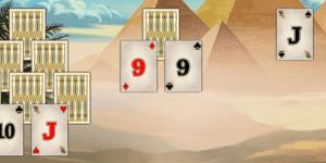 Spiel - 3 Pyramid Tripeaks 2
